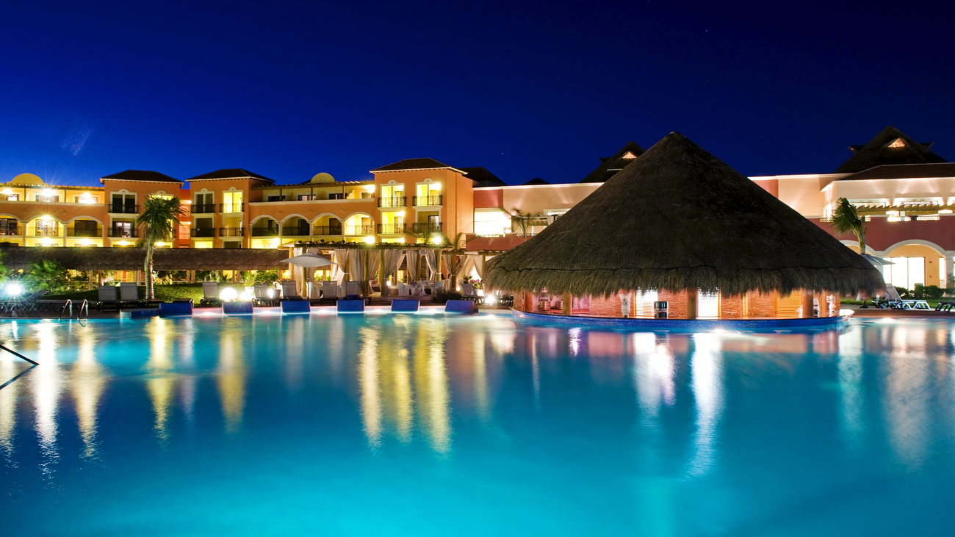 Beach Resorts In Riviera Maya
